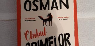 Clubul crimelor de joi de Richard Osman - Crime Scene Press