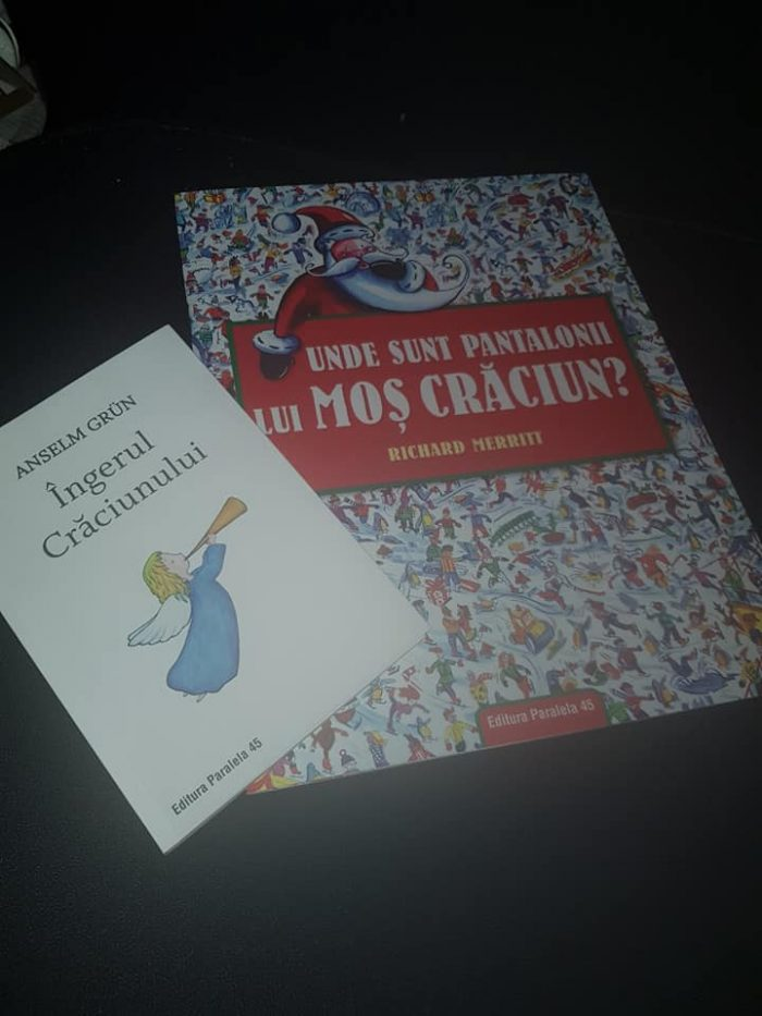 Cărți educative de la Editura Paralela 45