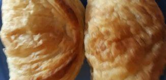Pateuri cu carne - Rasol de vițel cu sos vânătoresc - Prăjitură cu lămâie - Meniu