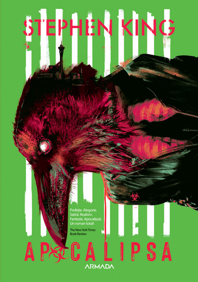 Apocalipsa de Stephen King - Editura Nemira - recenzie
