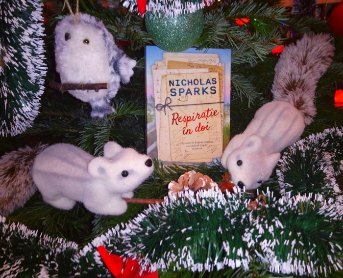 Respirație în doi de Nicholas Sparks – Editura Litera