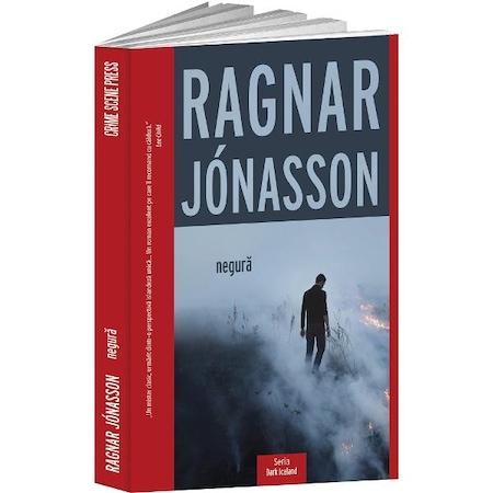 Negură de Ragnar Jonasson - Crime Scene Press