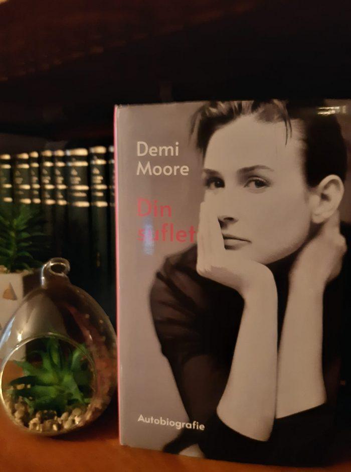 Din suflet de Demi Moore - Editura Rao - recenzie