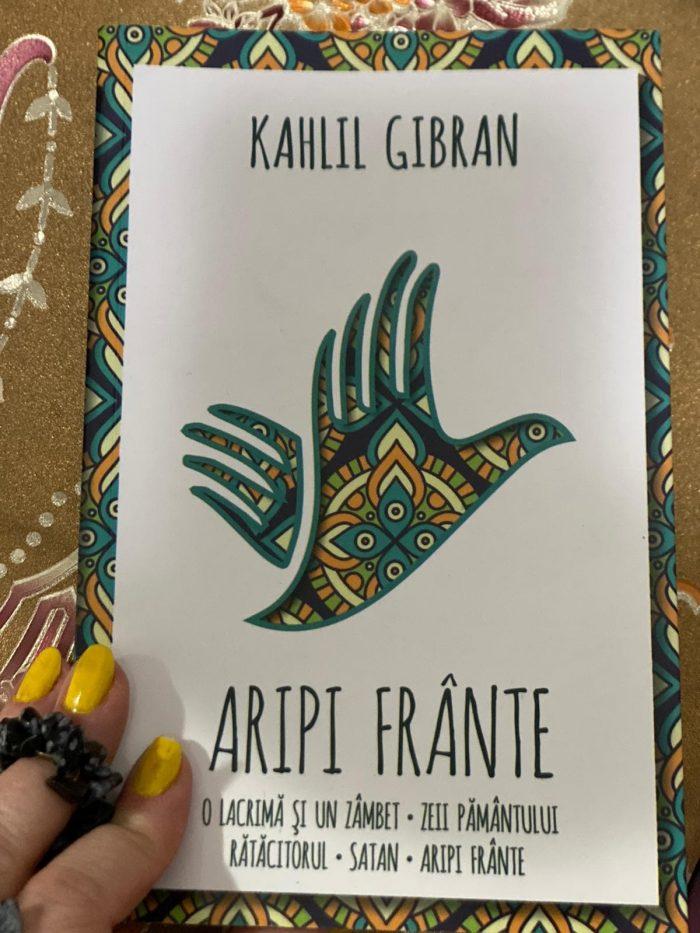 Aripi frânte de Kahlil Gibran - Editura Herald