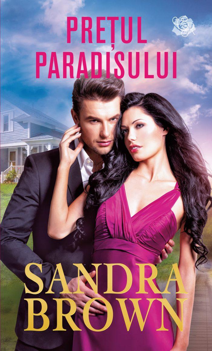 Prețul paradisului de Sandra Brown - Colecția Cărți Romantice februarie