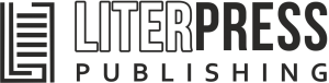Literpress Publishing logo negru
