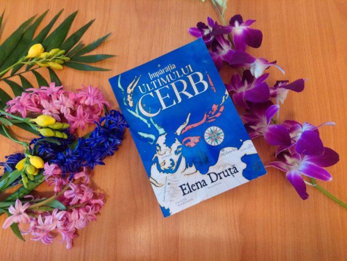 Împărăția ultimului cerb – Elena Druță – Editura Petale Scrise - recenzie