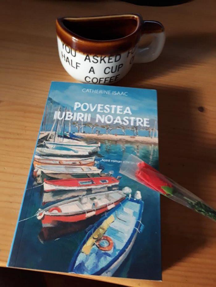 Poveste iubirii noastre de Catherine Isaac - Editura Rao - recenzie