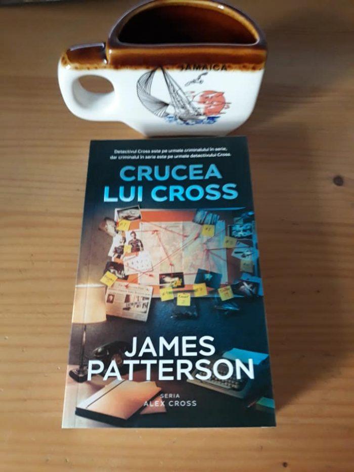 Crucea lui Cross de James Patterson - Editura Rao