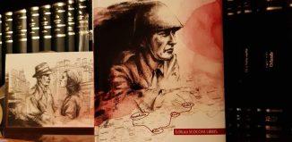 Iarnă cu fulgi însângerați de Gabriel Chiriac - SEDCOM Libris - recenzie