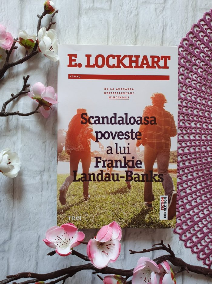 Scandaloasa poveste a lui Frankie Landau-Banks de E.Lockhart
