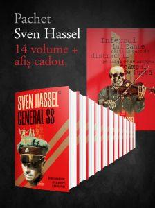 Legiunea Blestemaților de Sven Hassel - Editura Nemira