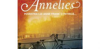 Annelies. Povestea lui Anne Frank continuă...de David R.Gillham - Corint
