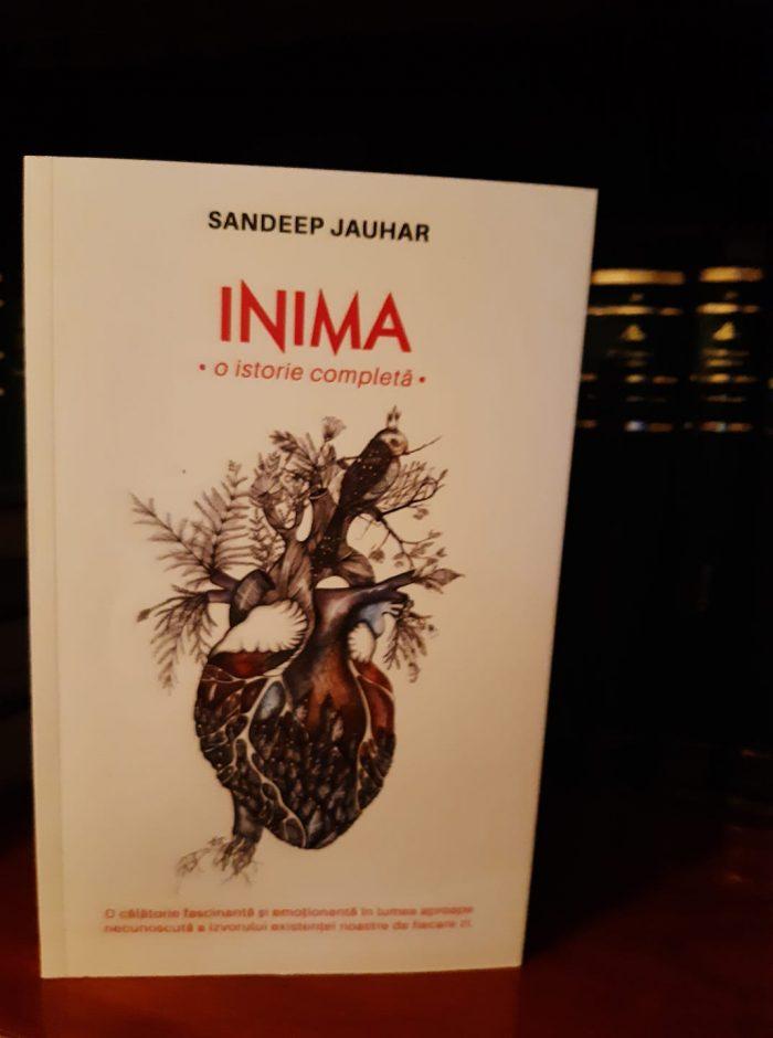 Inima - o istorie completă de Sandeep Jauhar - Editura Rao