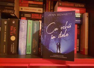 Cu ochii în stele de Jenn Bennett - Editura Rao - recenzie
