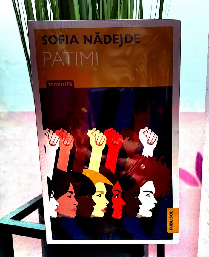 Patimi de Sofia Nadejde - Editura Publisol - prezentare
