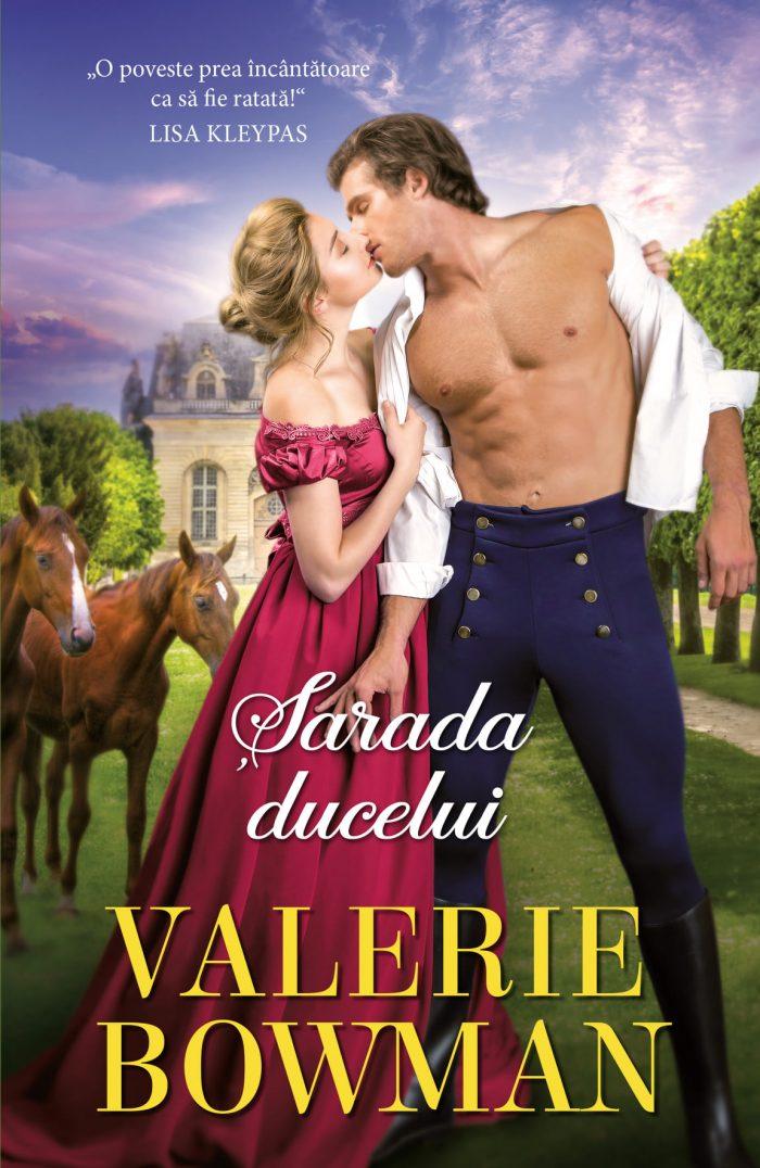 Șarada ducelui de Valerie Bowman - Colecția Iubiri de poveste aprilie 2021