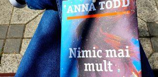 Nimic mai mult de Anna Todd - Editura Trei - recenzie