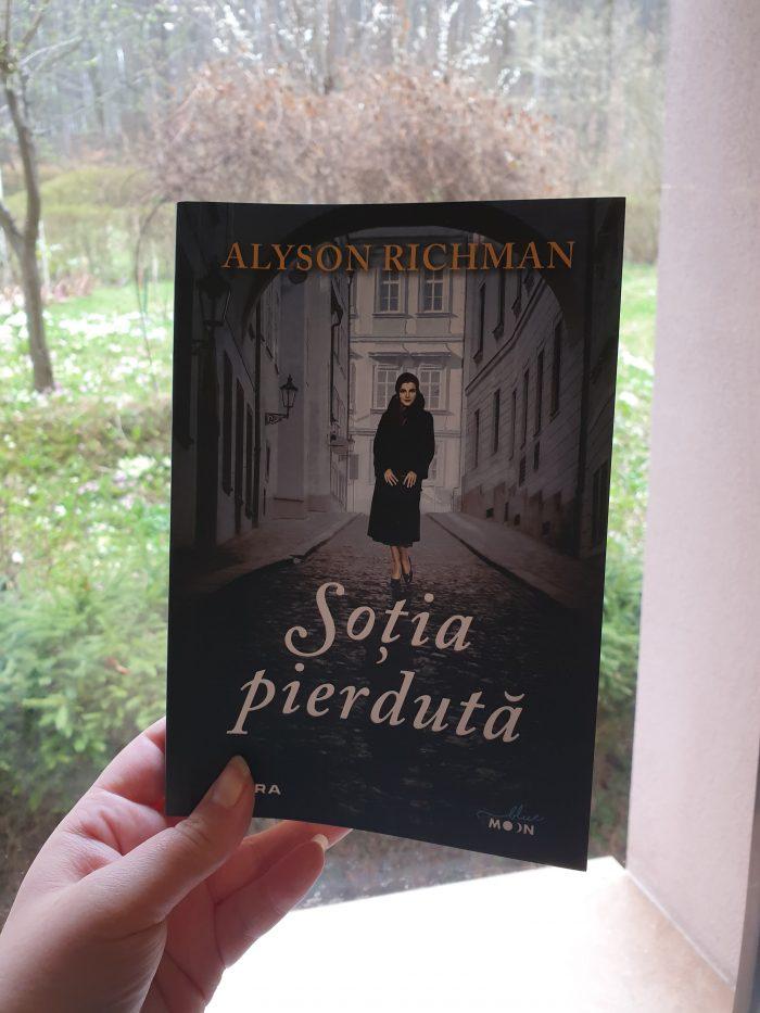 Soția pierdută de Alyson Richman - Editura Litera