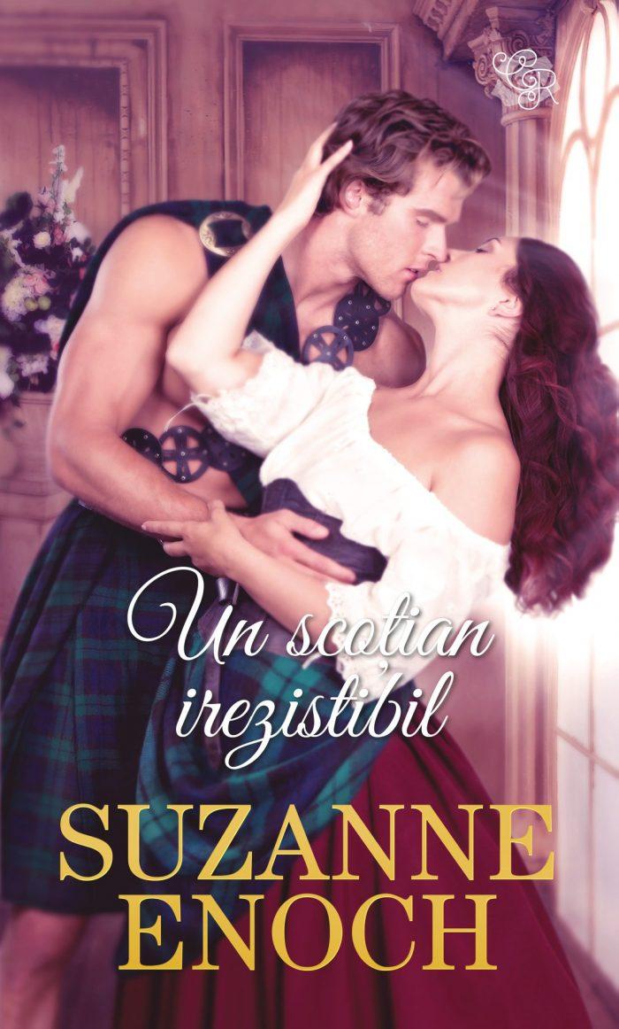 Un scoțian irezistibil de Suzanne Enoch - Colecția Cărți Romantice aprilie 2021