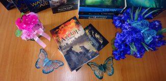 Arcadia în flăcări de Kai Meyer – Editura Unicart - recenzie