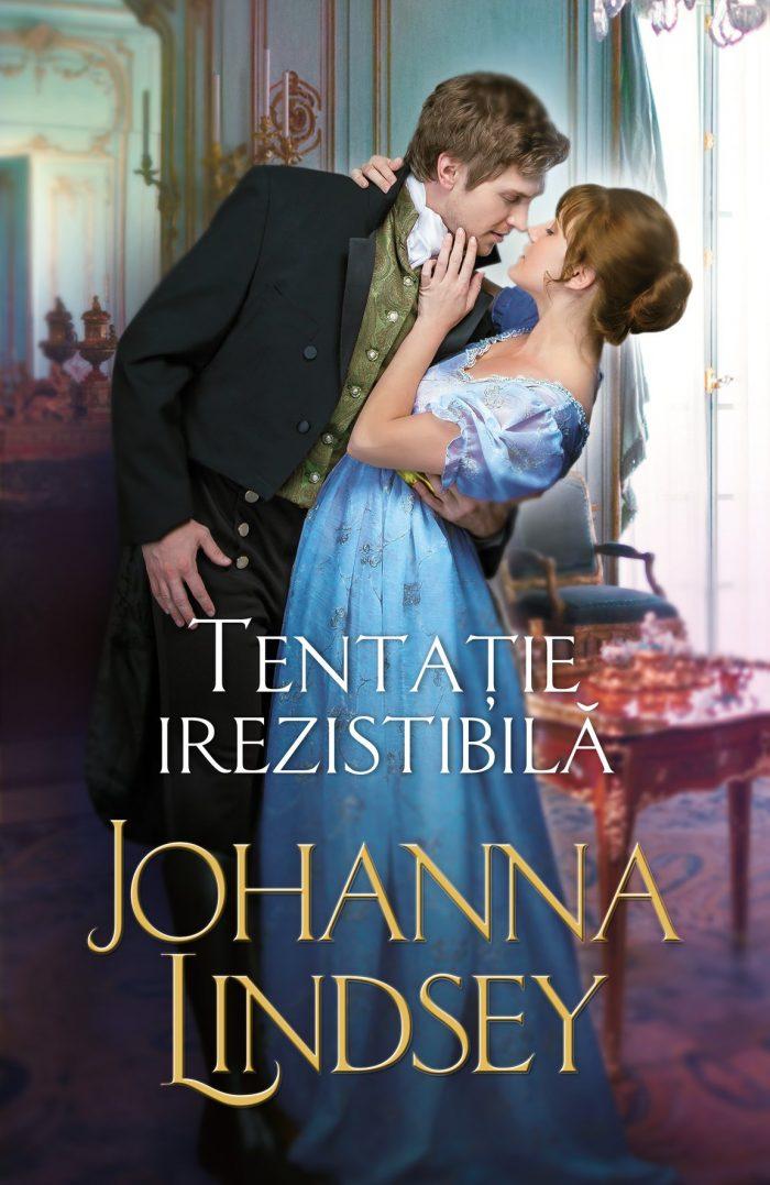 Tentație irezistibilă de Johanna Lindsey - Colecția Iubiri de poveste mai 2021