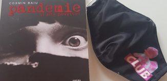 Pandemie și alte povestiri de Cosmin Baiu - Editura Neverland