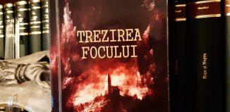 Trezirea focului de Costin Neață - Editura UP - recenzie
