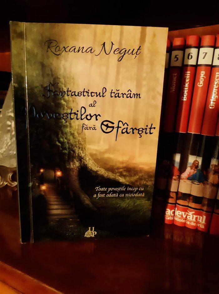 Fantasticul tărâm al poveștilor fără sfârșit de Roxana Neguț