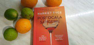 Portocala sângerie de Herriet Tyce - Editura Litera - recenzie