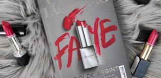 Aripi de argint de Camilla Lackberg - Editura Trei – recenzie