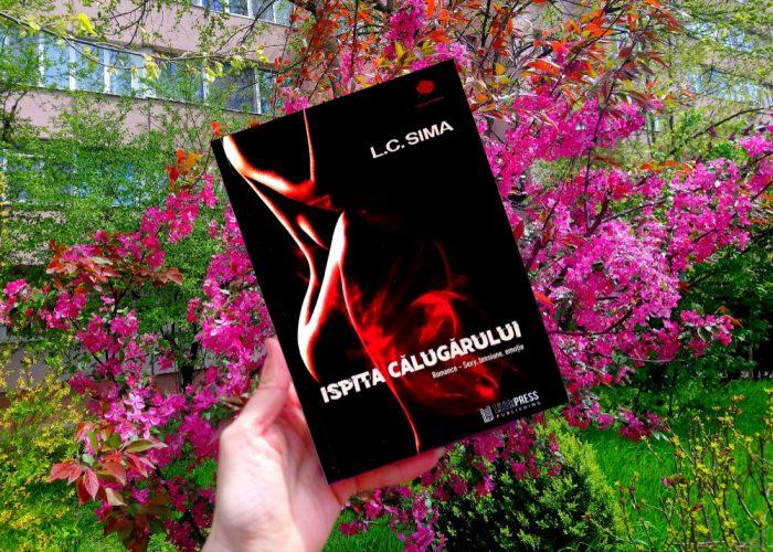 Ispita călugărului de L.C. Sima - LiterPress Publishing - recenzie