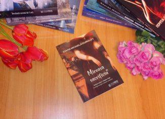 Mireasă de sacrificiu de Ioana Mihaela Curaleț - LiterPress Publishing - recenzie