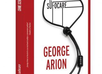 Sufocare de George Arion - Crime Scene Press - recenzie