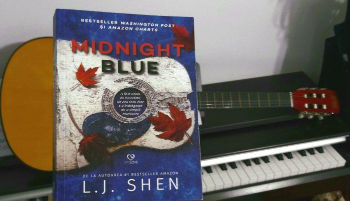 Frumoasa și bestia în varianta L. J. Shen: Midnight Blue - Epica - recenzie