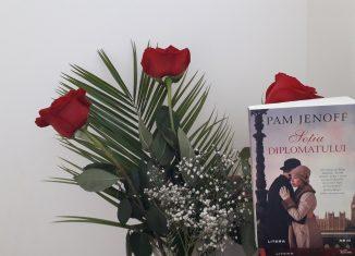 Soția diplomatului de Pam Jenoff - Editura Litera - recenzie