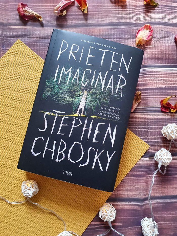 Prieten imaginar de StephenChbosky - Editura Trei - recenzie