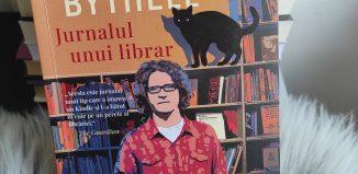 Jurnalul unui librar de Shaun Bythell - Editura Pandora M- recenzie