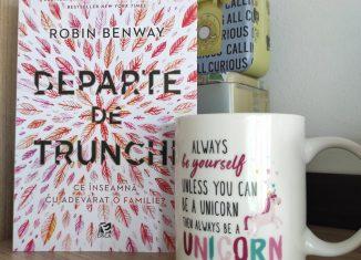 Departe de trunchi de Robin Benway - Editura Epica- recenzie