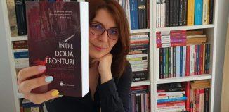 """Interviu Oana David – autoare roman """"Între două fronturi"""" – Editura Hyperliteratura"""