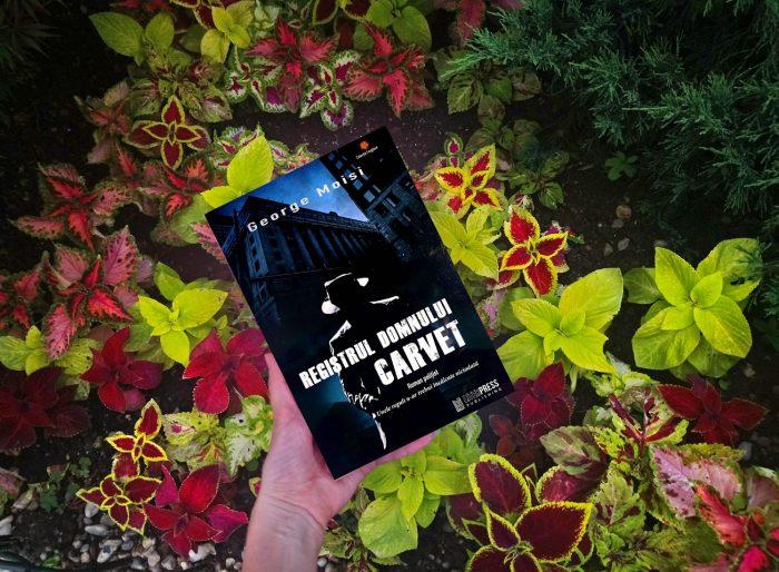 Registrul domnului Carvet de George Moisi - LiterPress Publishing - recenzie
