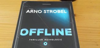 OFFLINE de Arno Strobel - Editura lebăda Neagră - recenzie