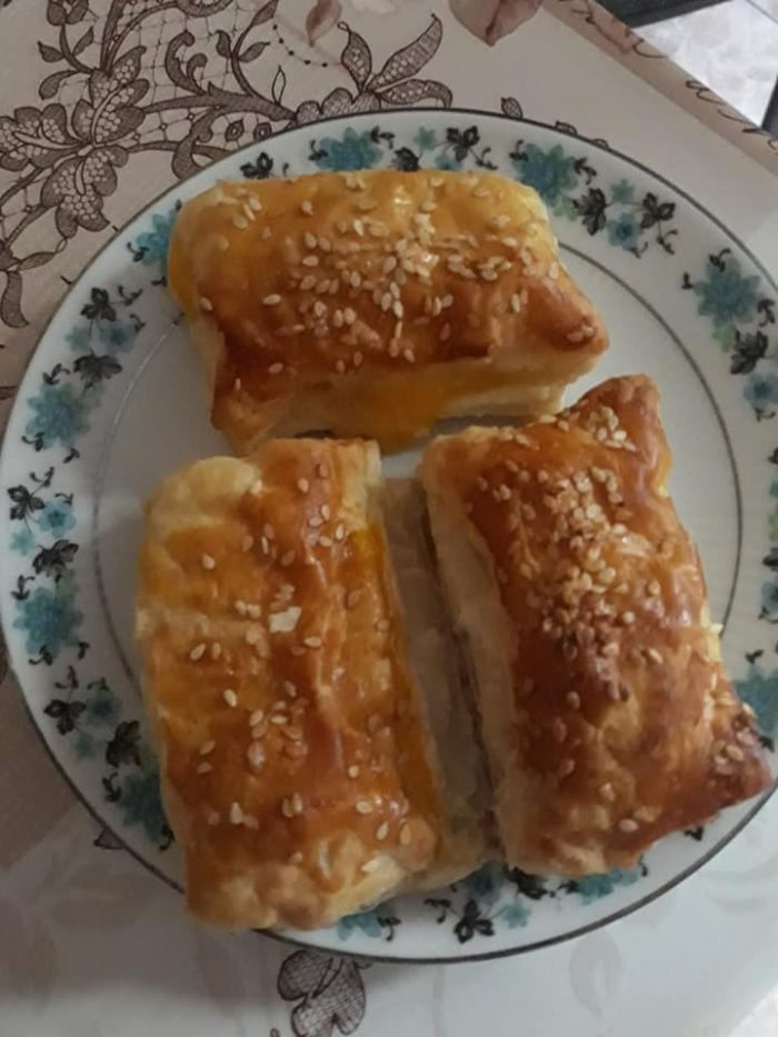 Pateuricu brânză și șuncă - Cartofi franțuzești - Tartă cu caise