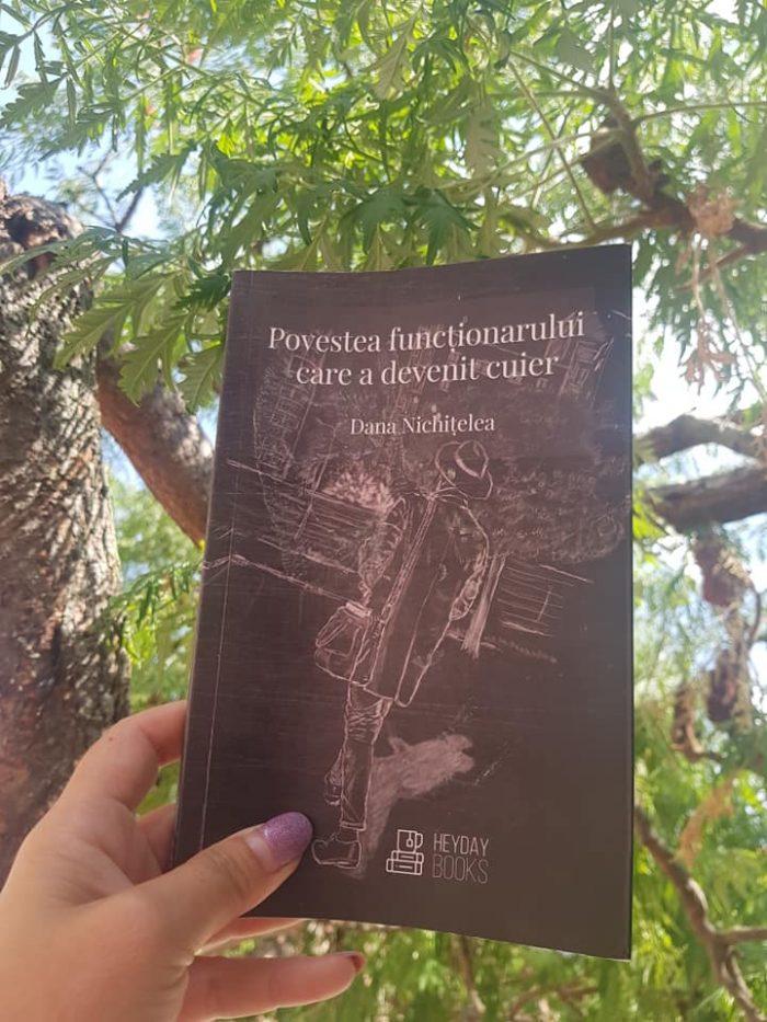 Povestea funcționarului care a devenit curier de Dana Nichițelea