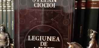 Legiunea de abur de Stefan Ciocioi - Editura Up