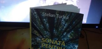 Sonata pentru șapte voci de Stelian Țurlea - Editura Integral - recenzie