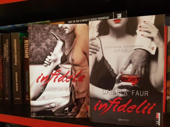 Infidelii de Daniela Faur - Editura Quantum - recenzie
