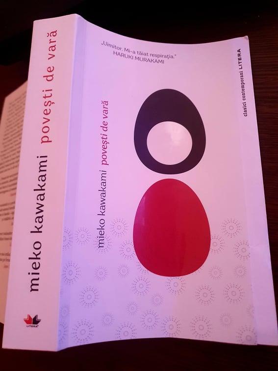 Povești de vară de Mieko Kawakami - Editura Litera - recenzie