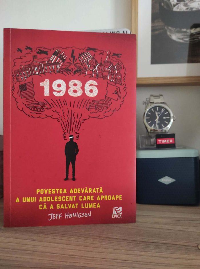 1986, de Jeff Henigson - Editura Epica – recenzie