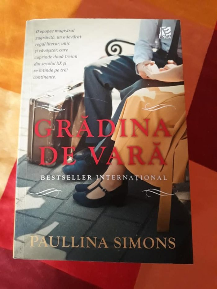 Gradina de vară de Paullina Simons - Editura Epica - recenzie